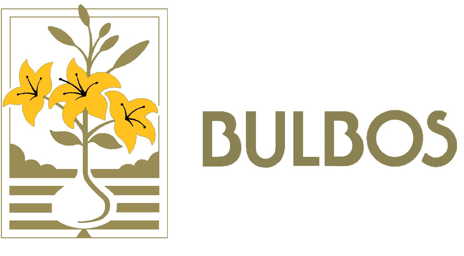 Logotipo bulboseu